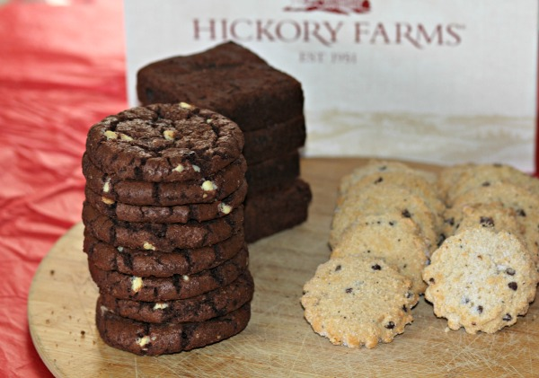 Hickory Farms cookies