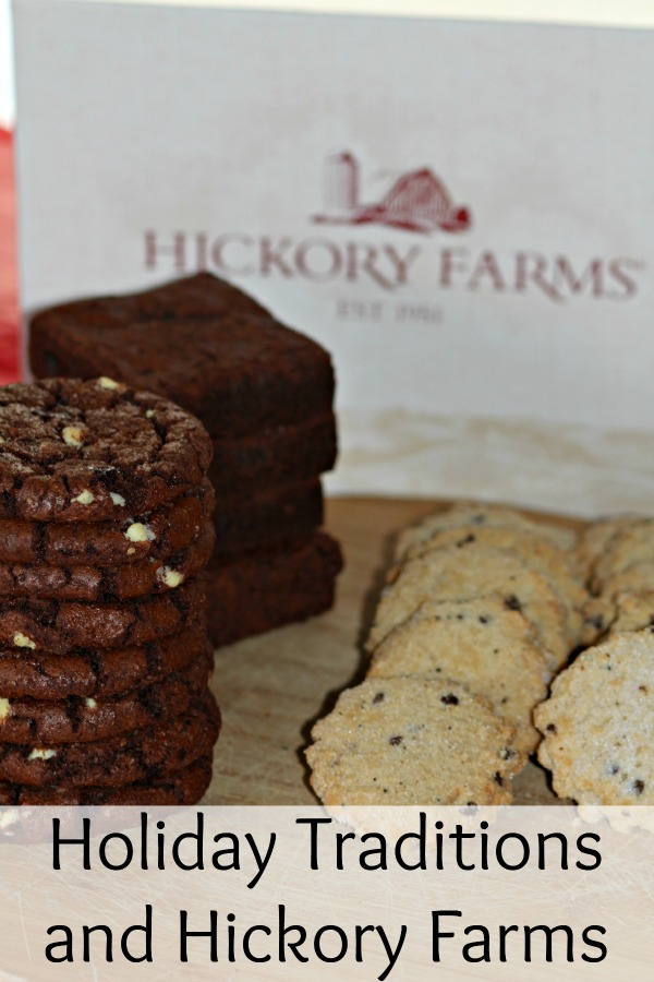 Holiday Traditions and Hickory Farms