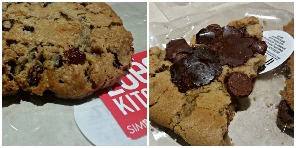 cookies from Zoës Kitchen