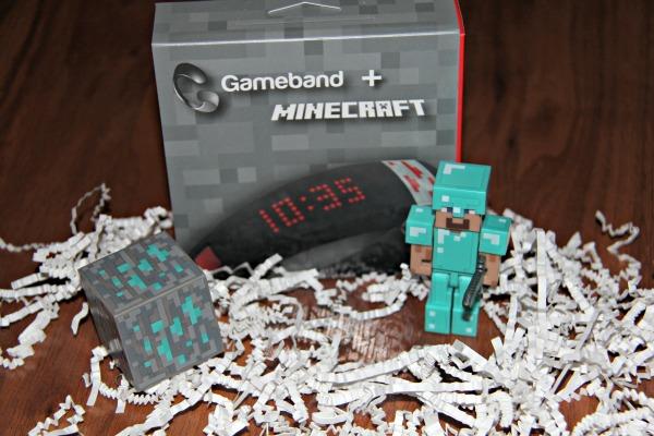 minecraft gameband box