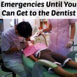 Handling Dental Emergencies Until You Can Get to the Dentist