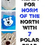 Get Excited for Norm of the North with these Polar Bear Crafts