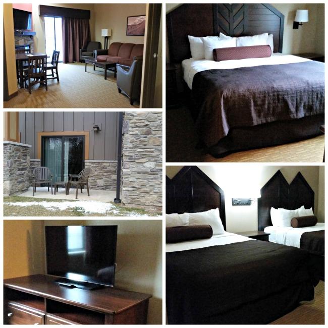 Camelback Lodge 2 room suite