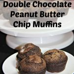 Double Chocolate Peanut Butter Chip Muffin Recipe