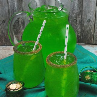 Non Alcoholic St. Patrick's Day Punch
