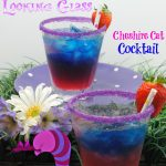 Cheshire Cat Inspired Cocktail