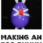 Simple Egg Bunny Craft