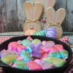 Easter Peeps S'more Dip