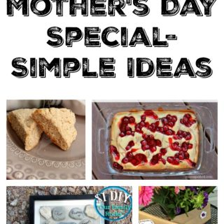 Mom does so much for us each day. Make Mother's Day Special by using these Simple Ideas, with Mother's Day crafts, Mother's Day cards and recipes for Mother's Day breakfast, Mother's Day brunch or Mother's Day dinner.