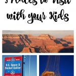 3 Places to Visit with your Kids