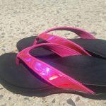 Abeo Footwear Flip Flops Makes Traveling Easier