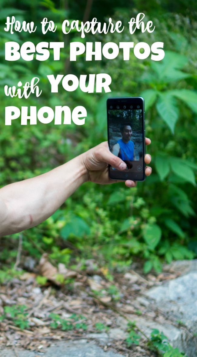 How to capture the best photos with your phone