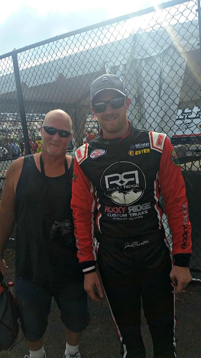 Pocnon Raceway, Don with Driver