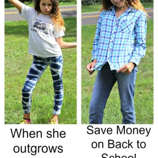 How to Save on Back to School Fashion