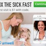 Drs. Make High Tech House Calls with Amwell