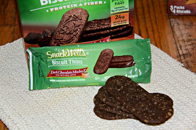 snackwell biscuit thins, dark chocolate