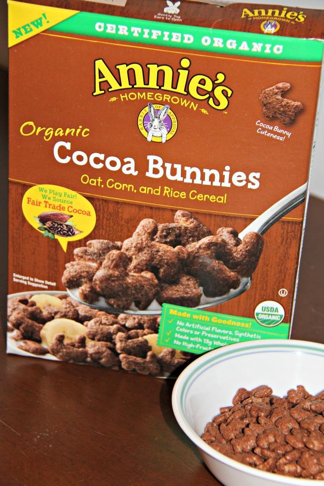 Annie's Organic Bunnies