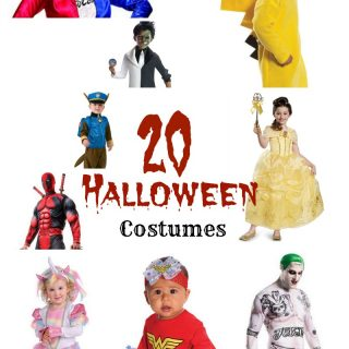 The Hottest Halloween Costumes for Kids