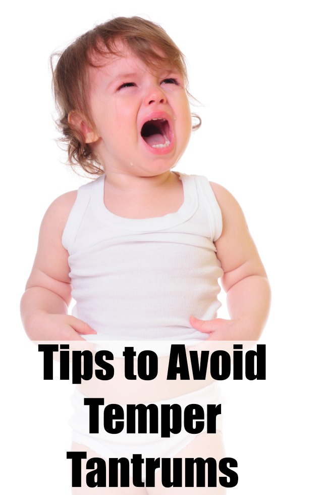 Parenting is hard. Kids go through all different stages. One of the hardest stages to deal with is tantrums. Tips to Avoid Temper Tantrums