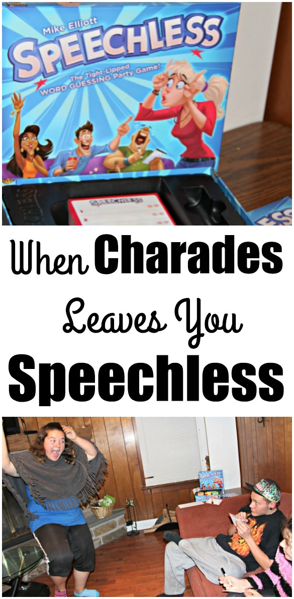 When Charades Leaves You Speechless