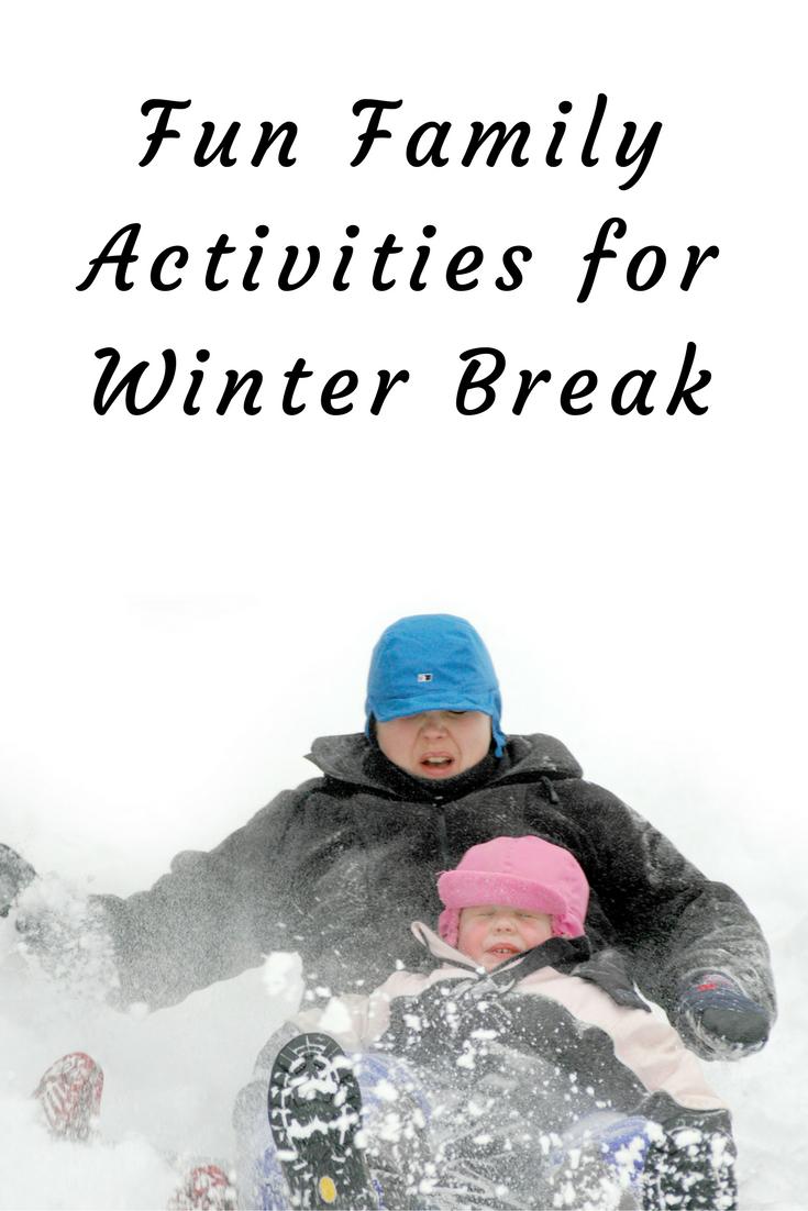 Fun Family Activities for Winter Break