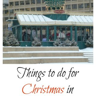 Things to do for Christmas in Baltimore, Maryland