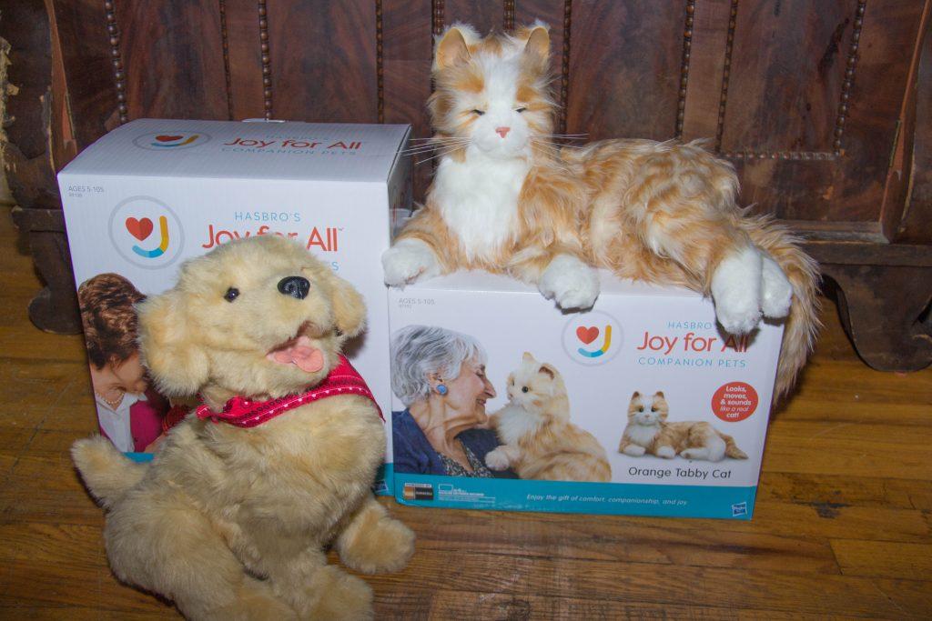 Hasbros Joy for All Companion Pets