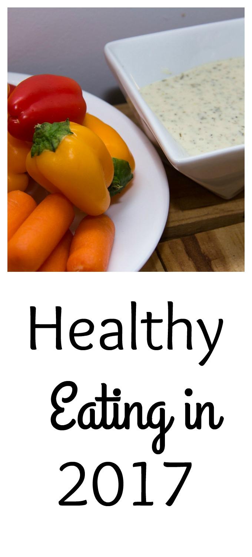 Healthy Eating in 2017