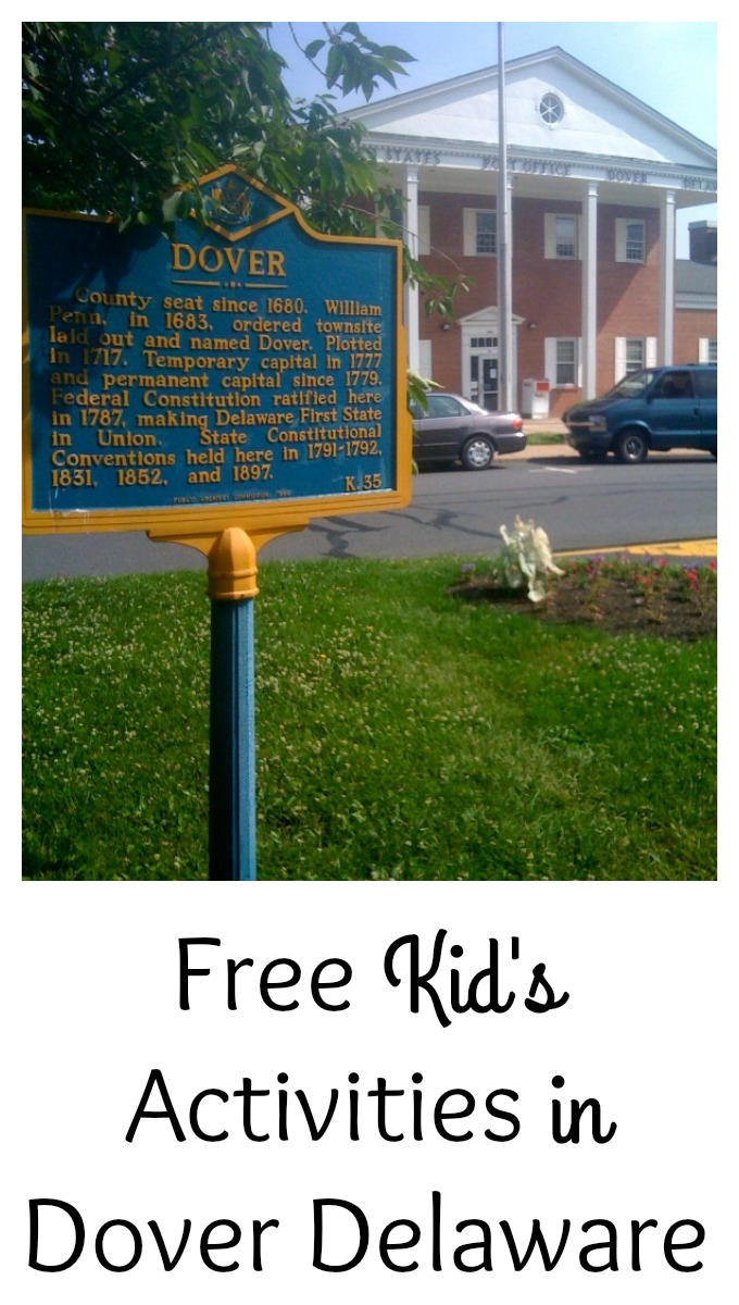 Looking for free things to do in Dover Delaware? Here is a list of free kids activities in Dover Delaware that will be fun for all.