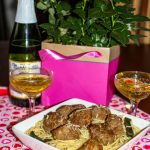 Angus Beef Meatballs with Lemon Butter Pasta