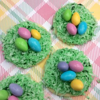 Easter Egg cookies that are simple to make but everyone will think came from the bakery. Easy Easter Cookies