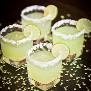 Looking for a green drink for St. Patrick's Day or just a refreshing cocktail or margarita recipe? This will be the perfect addition to your celebration.