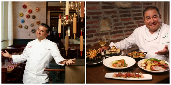 Enjoy dinner at Sands Bethlehem