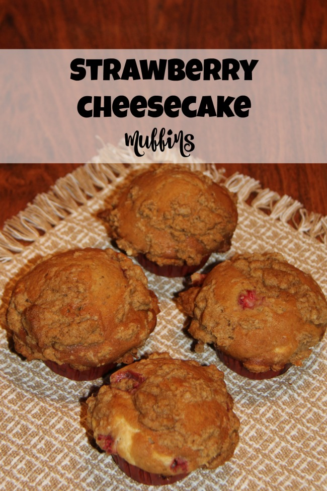 If you love muffins as much as I do, this strawberry cheesecake muffins will put a smile on your face. Easy to make and so deliciious