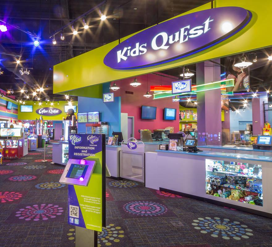 Kids Quest at Sands Bethlehem