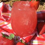 Strawberry Limeade Cocktail