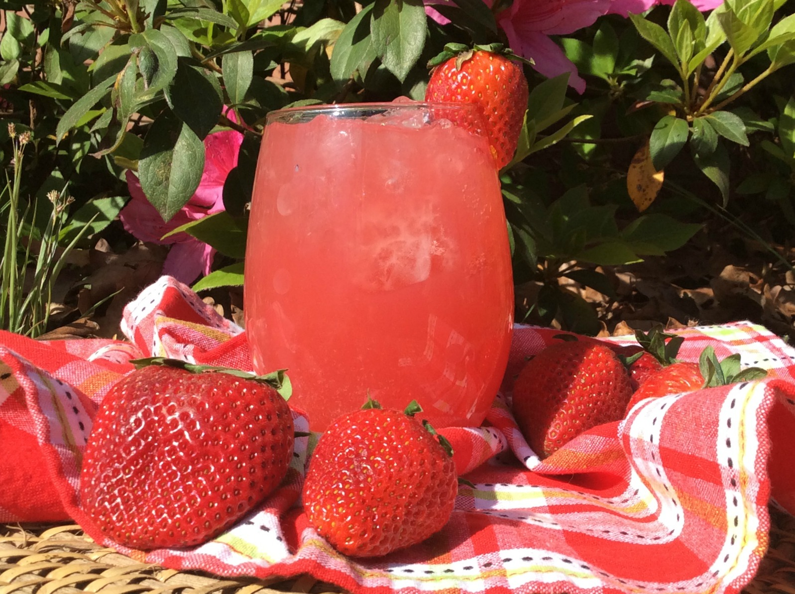 Looking for a frozen cocktail recipe that reminds you of a frozen cocktails that you get at a beach resort? This cocktail is inexpensive and delicious.