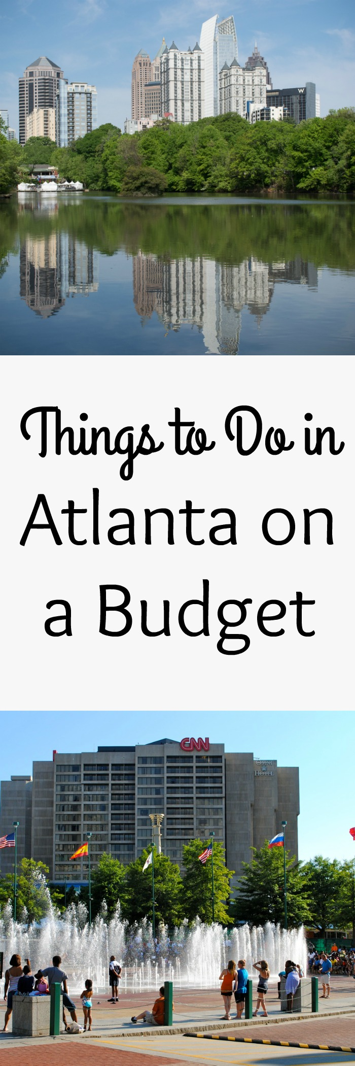 Looking for things to do in Atlanta? Trying to stay on a budget? Here are some fun things to do that are either free or there is a deal to save money.