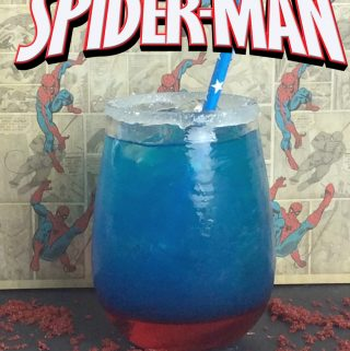 Whether you are looking for a non-alcoholic punch for kids or you have an Amazing Spiderman fan, this simple to make punch is going to make everyone happy.