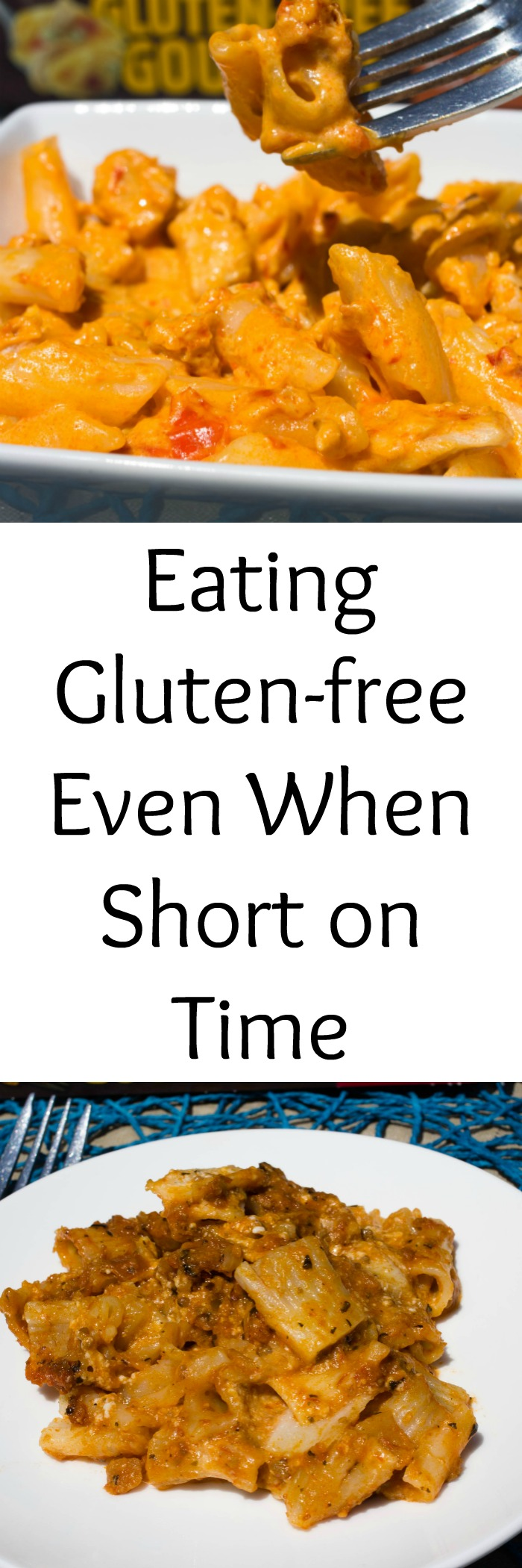 Eating Gluten free when you are short on time can be challenging. Here are some simple tips to help make it easier even if you only have 5 minutes