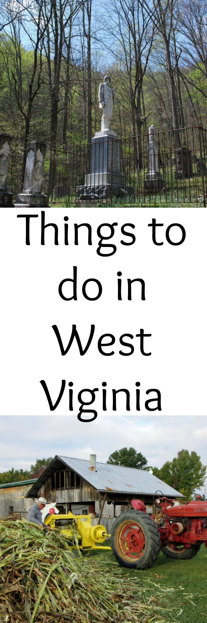 Looking for things to do in West Virginia? If you are looking for more to do that look at the beautiful nature, here is a small list of things to do.