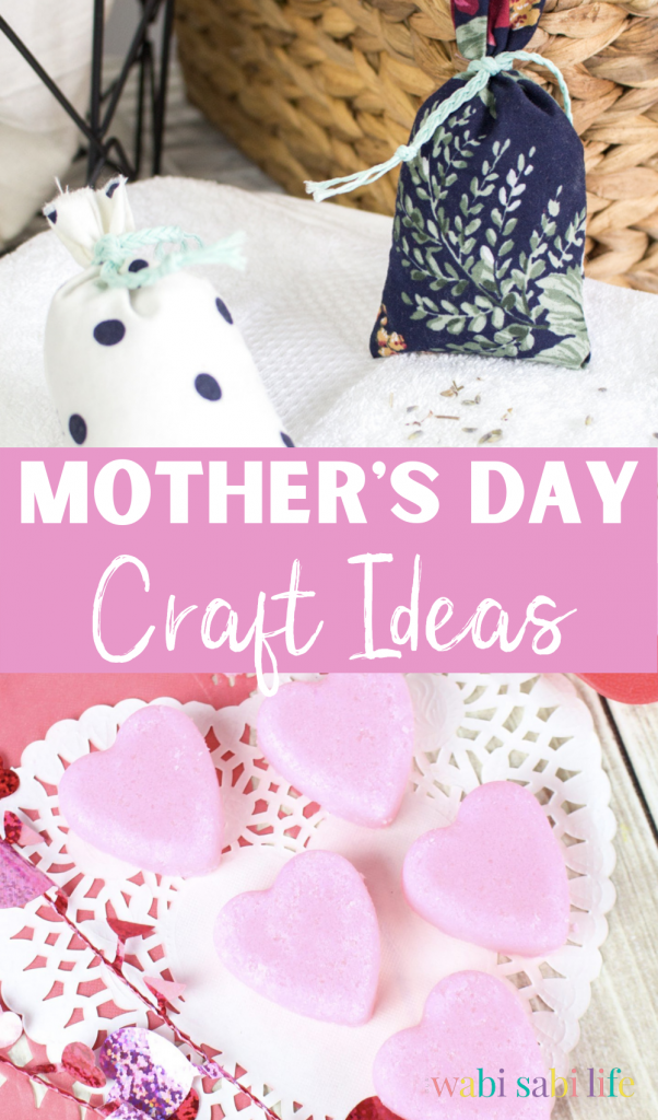 mothers day craft pin