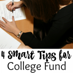 4 Smart Tips for College Fund Savings