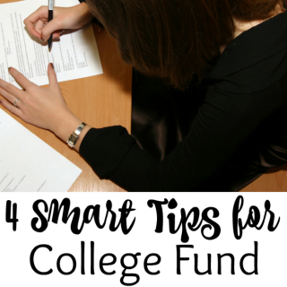 College fund savings tips to help you save smart and save more. College fund savings can be difficult for many families to build.
