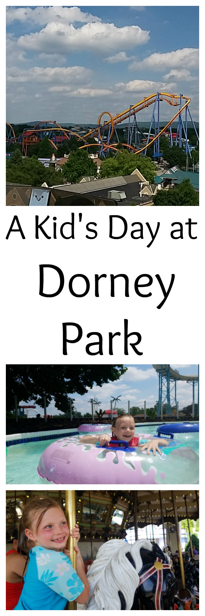 Dorney Park fun, A Kid's Day at Dorney Park and Wild Water Kingdom in Allentown, PA and the family fun to be had. See what Willow loved. ad