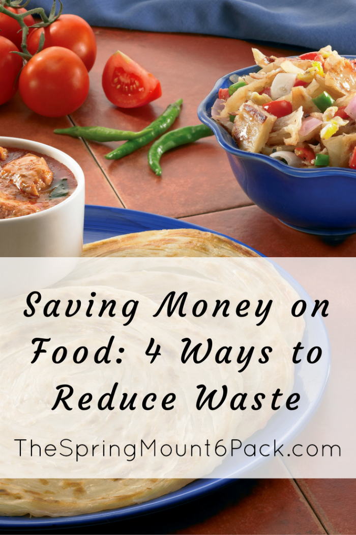 Tired of throwing food away? Want to save money on food? Here are simple tips to reduce waste and save money on food that anyone can do.