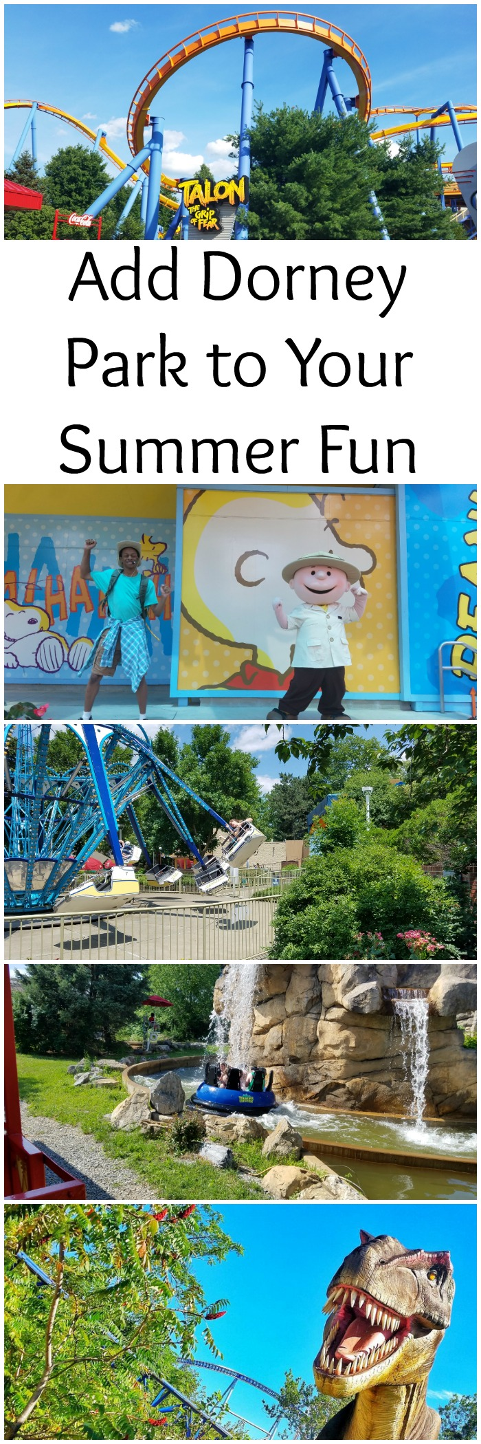 Add Dorney Park to your summer fun