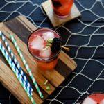 Blackberry Lemon Smash : A Refreshing Summer Cocktail