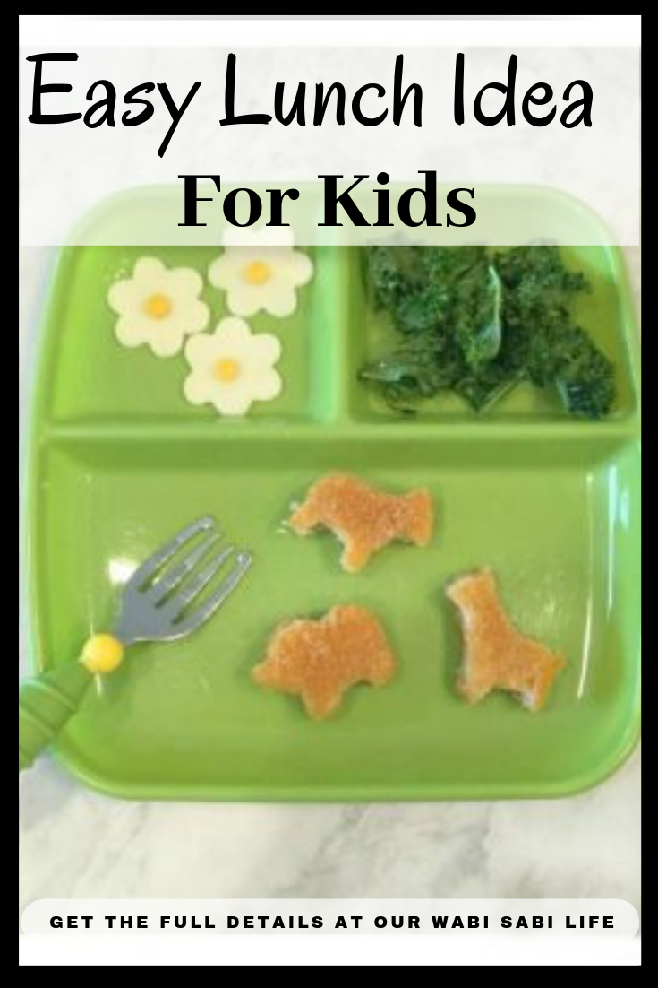 easy kunch idea for kids