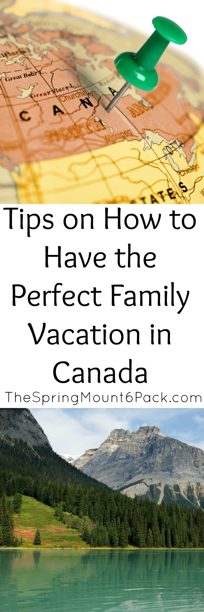 Planning a trip to Canada? Try these Tips on How to Have the Perfect Family Vacation in Canada